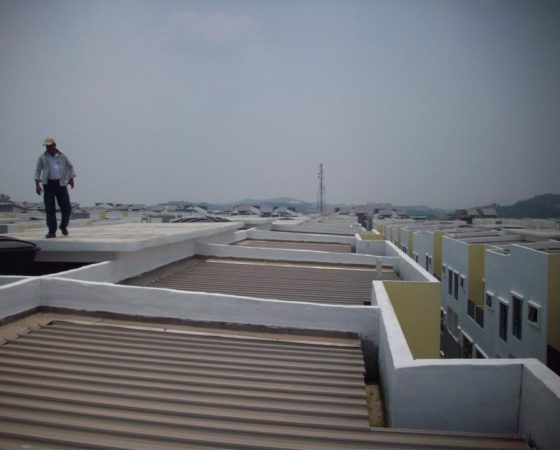 Roof Inspection upon completion